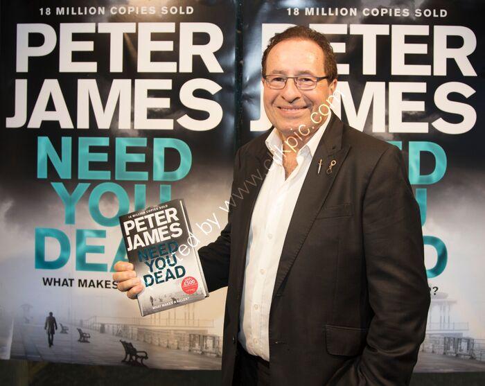 Peter James 28