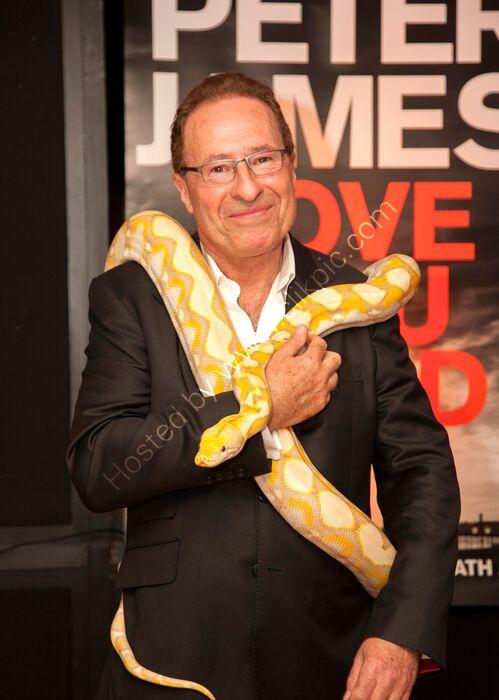 Peter James 35