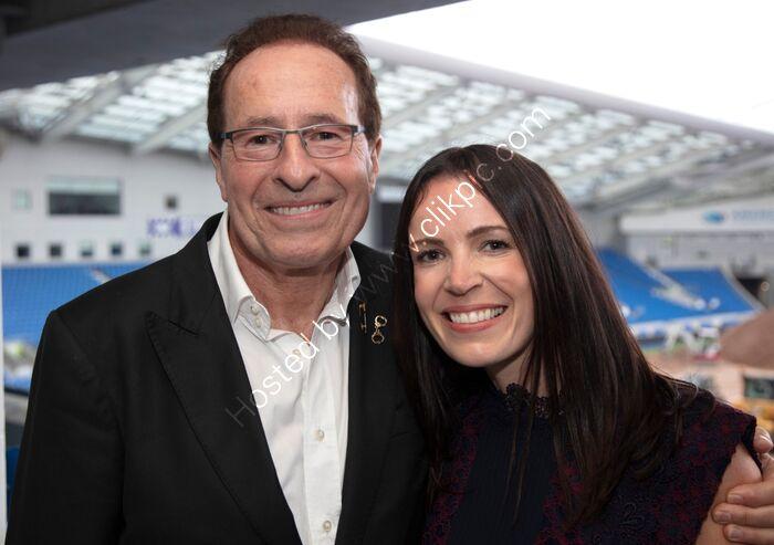 Peter and Lara James 2