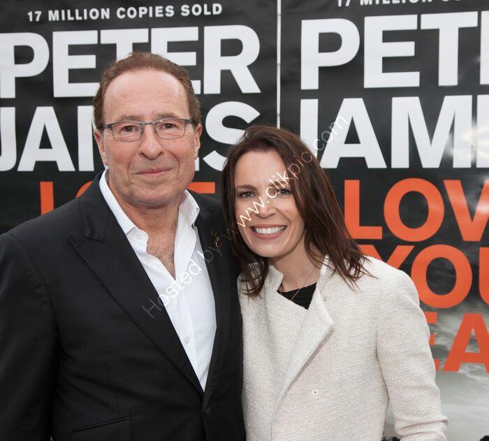 Peter and Lara James 3