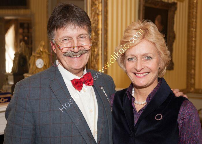 Tim and Helen Wonnacott