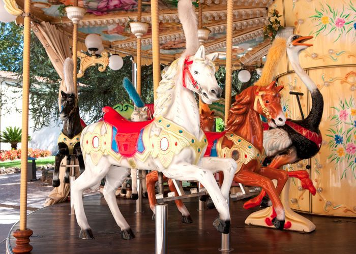 Lucca Carousel