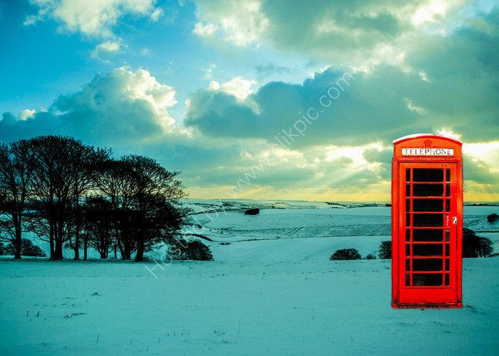 Very Cold Caller
