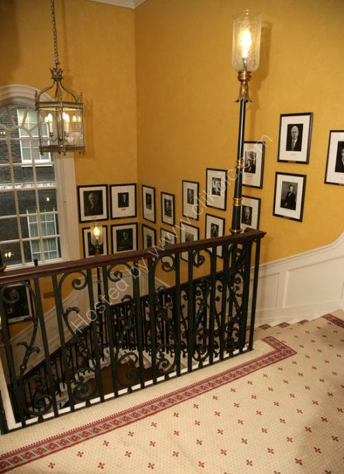 Inside No 10 Downing Street