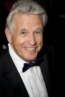 News presenter and broadcaster Nicholas Owen