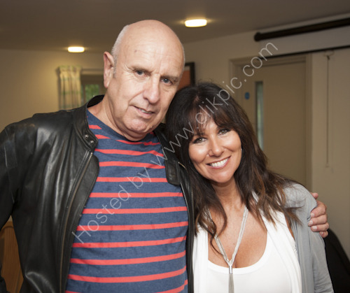 Linda Lusardi and Me