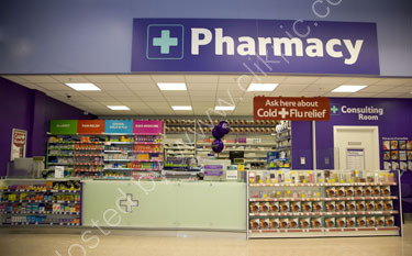 New Tesco Pharmacy Littlehampton