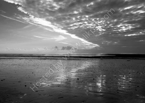 Black and White Reflection