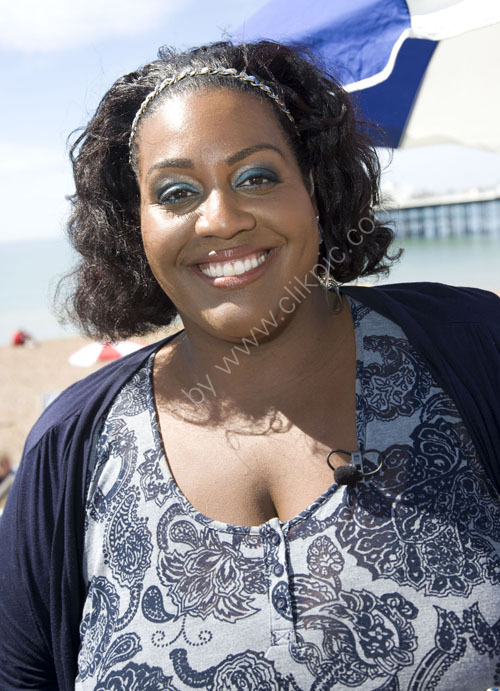 GMTV Presenter Alison Hammond