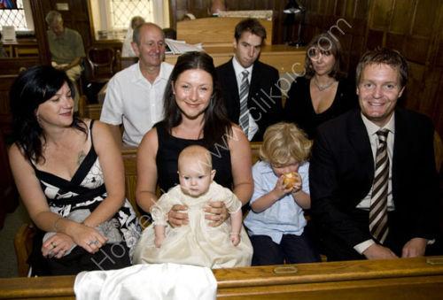 Niamh's Christening
