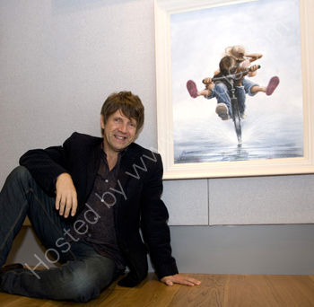 Neil Buchanan at J'Dore