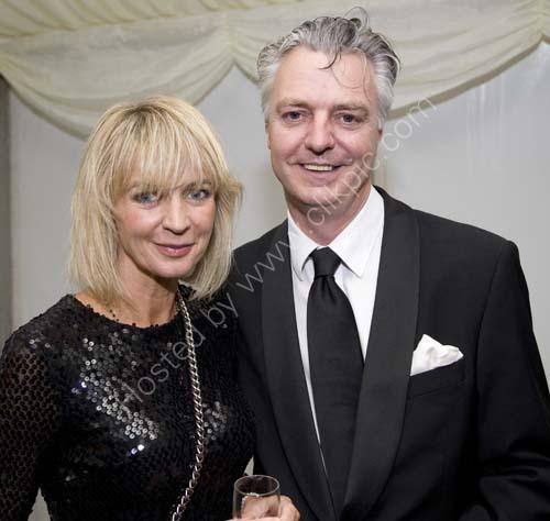 Simon Kirby MP with wife Elizabeth