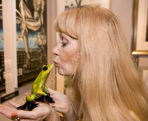 Python Carol Cleveland