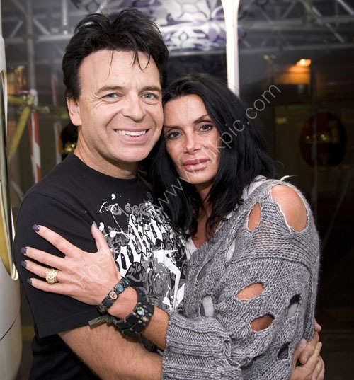Gary Numan and Partner