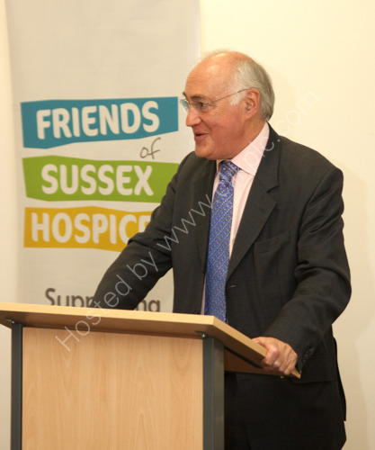 Friends of Sussex Hospices AGM