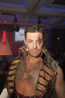 Duncan James from Blue