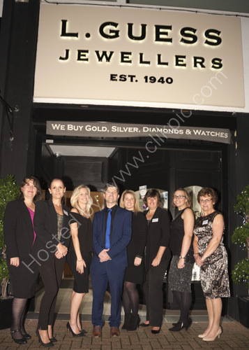 L Guess Jewelers Litllehampton Birthday