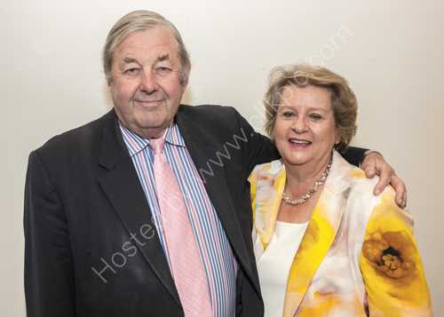 David and Hilary Tupper