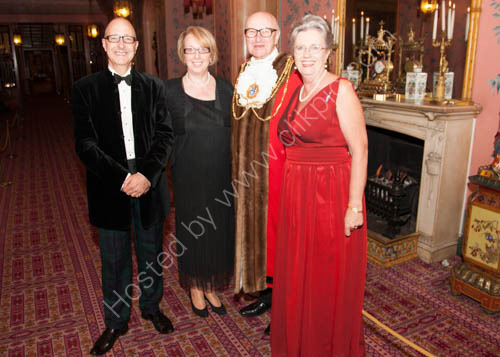 Mayor's Gala Dinner Royal Pavilion Brighton