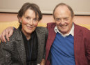 Sue Jameson and James Bolam