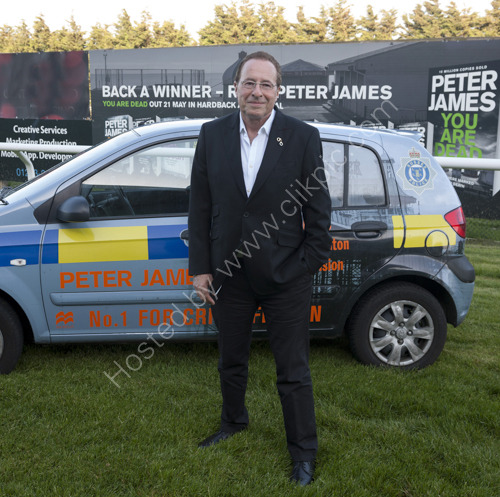 Peter James, You Are Dead book launch