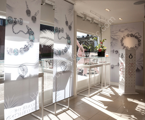 Pandora Launch for Pressley's Worthing