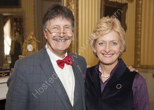 Tim and Helen Wonnacott