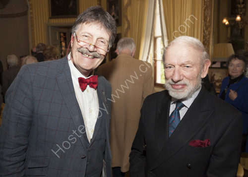 Tim Wonnacott and Phillip Jackson  artist