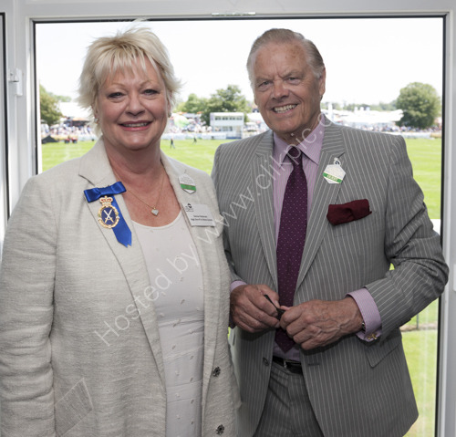 Savill's host President's Lunch at South of England Show