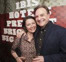 Brian and Jacqueline Capron