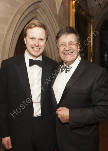 Lord Henry of Arundel with Tim Wonnacott