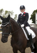 Double Paralympic & Five Time European Para-Dressage Champion Natasha Baker MBE