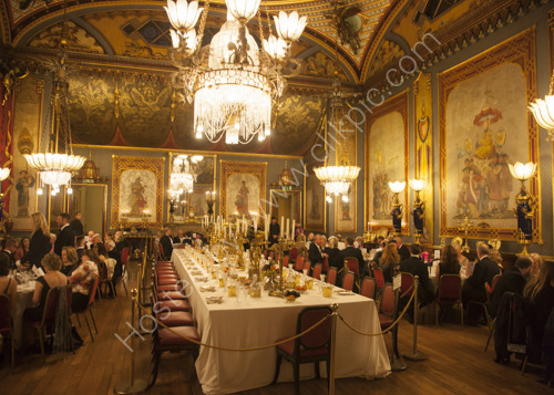 Mayor's Gala Dinner at Royal Pavilion Brighton