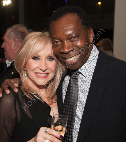 Carol Harrison and Ambrose Harcourt