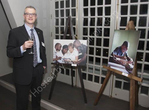Vision Aid Birthday at Swan at the Globe