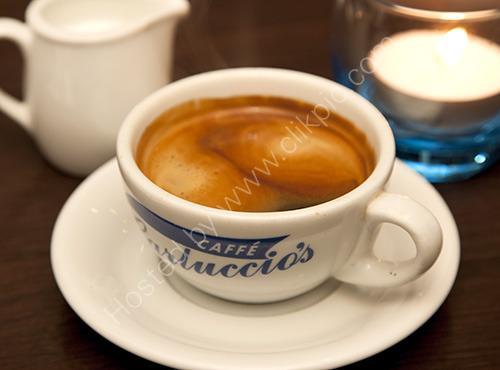 Coffee at Carluccio's