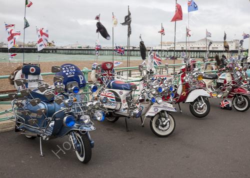 Mods weekend Brighton 2016