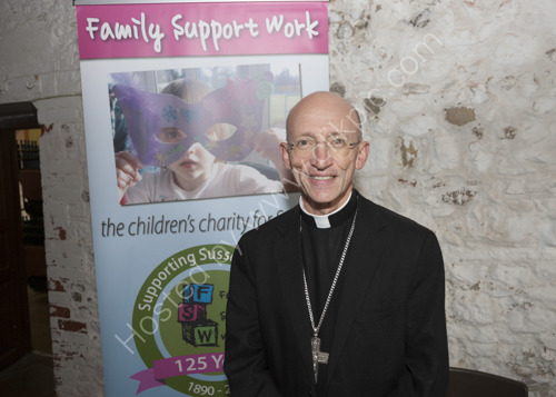 Bishop of Chichester Rt Rev Martin Warner