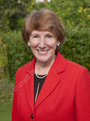Susan Pyper Lord Lieutenant of West Sussex