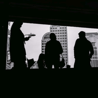 Seattle silhouettes