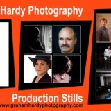 Flyer for Production stills photography