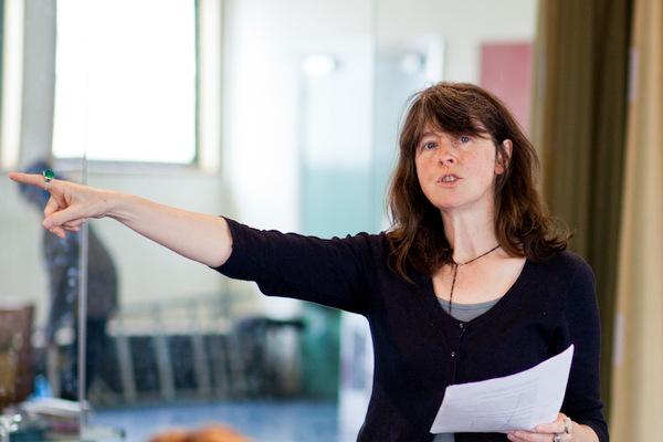Polly Thomas, theatre director