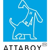 Logo for Attaboy TV