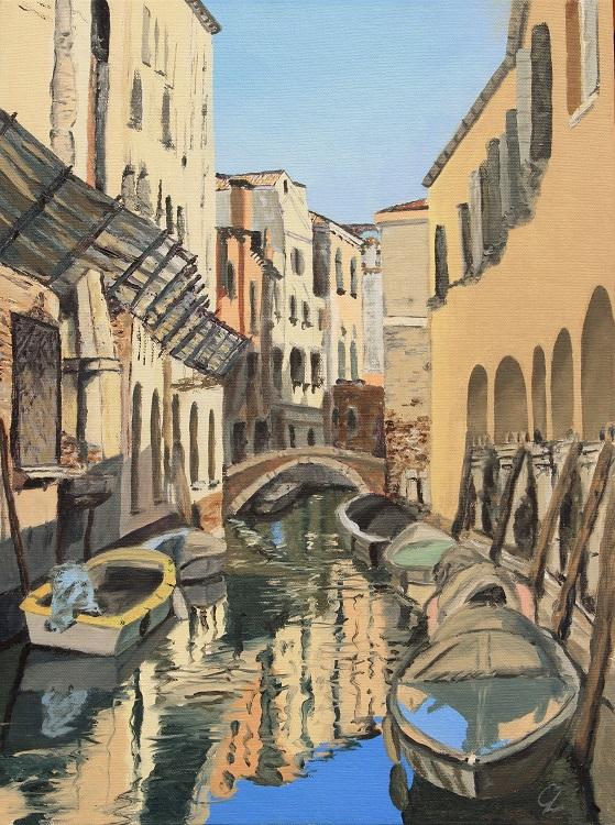 Calle Correr Canneregio Venice