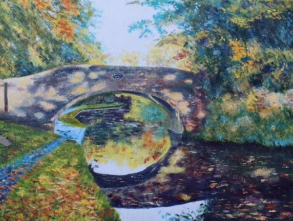 Stourton Canal Bridge