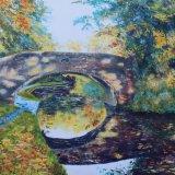 Canal at Stourton autumn