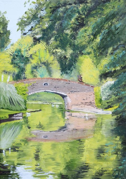 Whittington Horse Bridge