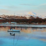 Winter morning - Windermere & the Coniston Fells