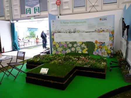 University of Reading RHS Chelsea Flower Show Exhibit 2013