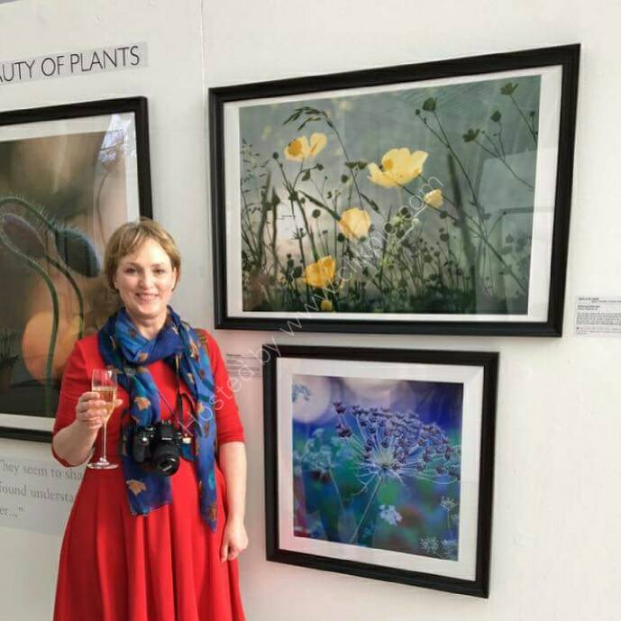 Pleased as punch to be exhibited in the Nash Gallery Kew IGPOTY 2017